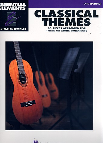 - Essential Elements - classical Themes :