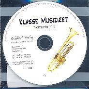 - Klasse musiziert : CD Trompete
