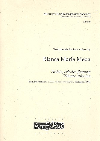 2 Motets: for female chorus and Bc score