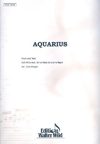 Aquarius: für 1-2 Akkordeons Stimmen