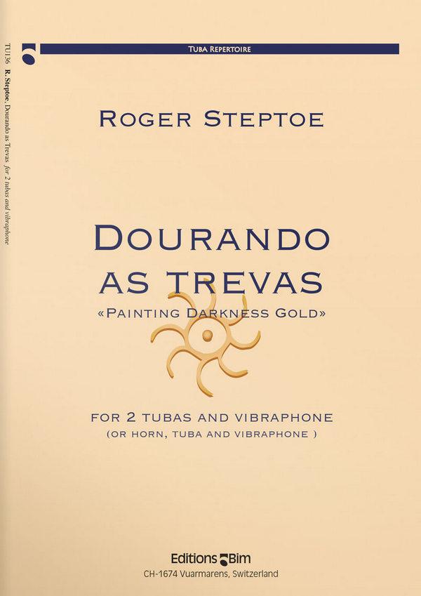 Dourando as trevas: for 2 tubas (horn/tuba) and vibraphone