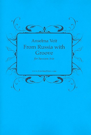 From Russia with Groove: for 3 bassoons