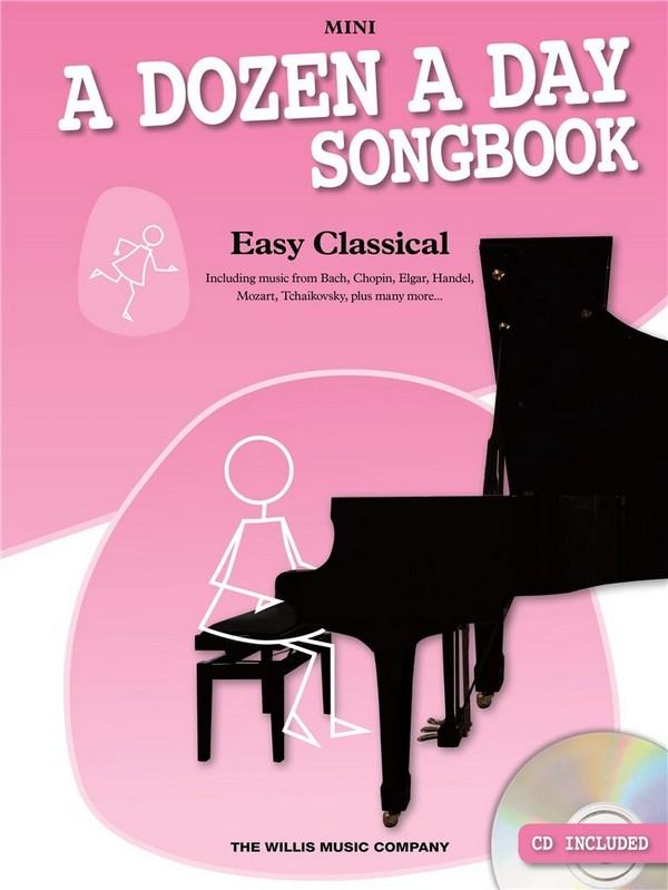 - A Dozen a Day Songbook - Mini easy classical