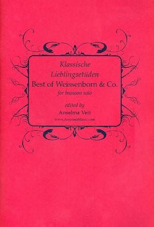 Best of Weissenborn & Co.: für Fagott