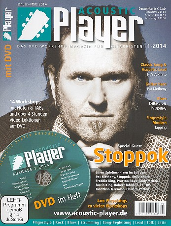 Acoustic Player Band 1/2014 (+DVD)