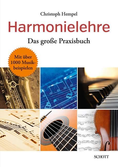 Hempel, Christoph - Harmonielehre - Das große Praxisbuch
