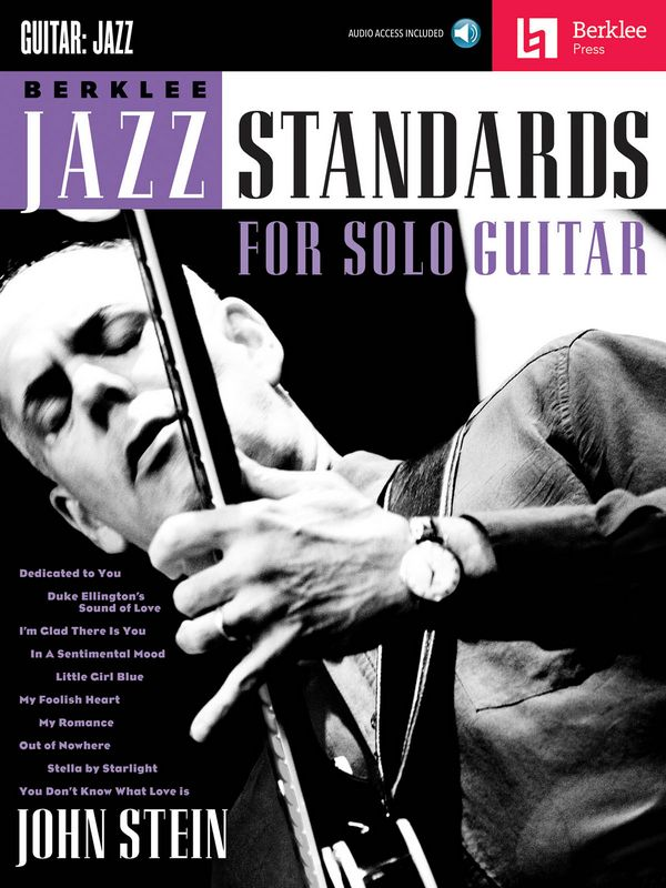 Berklee Jazz Standards (+CD): for guitar/tab