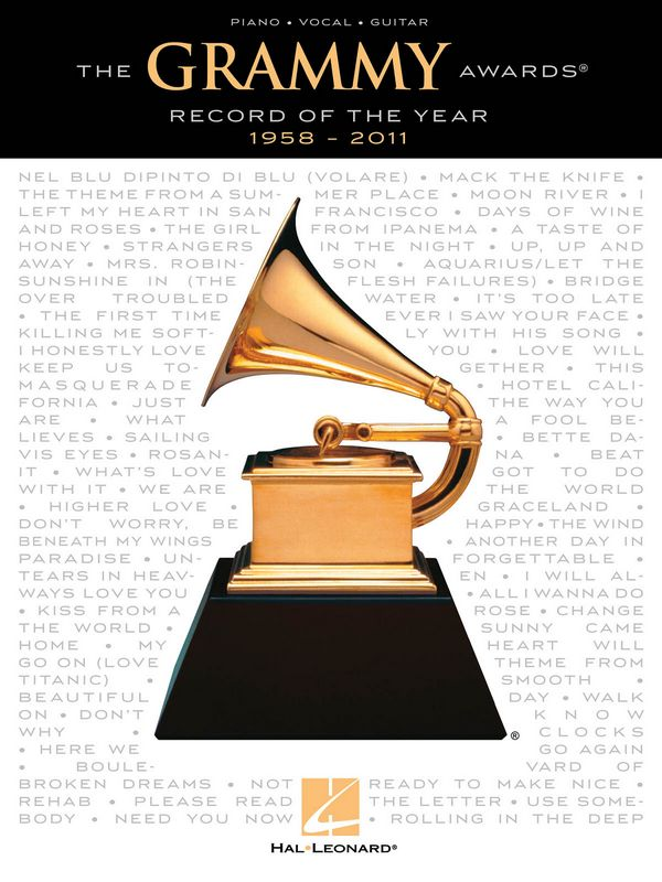 - The Grammy Awards - Record of the Year