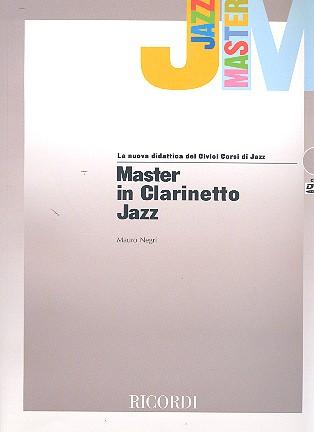 Master in clarinetto Jazz (+DVD) (it)