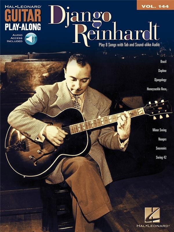 - Django Reinhardt (+audio online) :