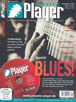 Acoustic Player (+DVD) 2/2014
