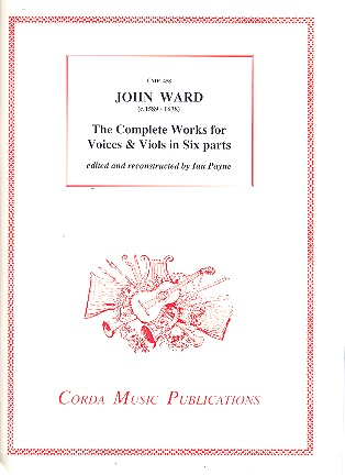 The complete Works in 6 Parts: for voices and/or viols
