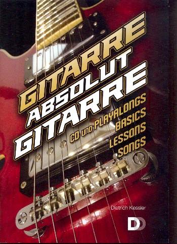 Gitarre & Gitarre - der neue Einstieg (+CD):