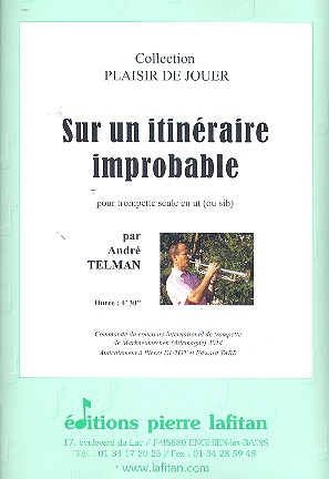 Sur un itinéraire improbable: pour trompette