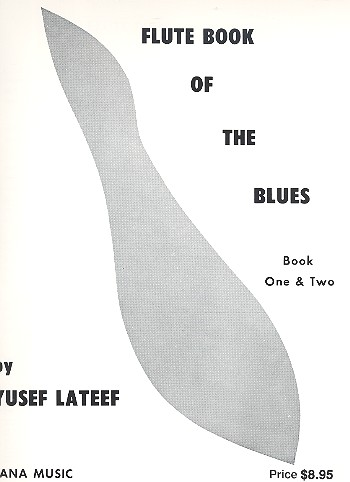 Flute Book of the Blues vol.1 and 2: for flute