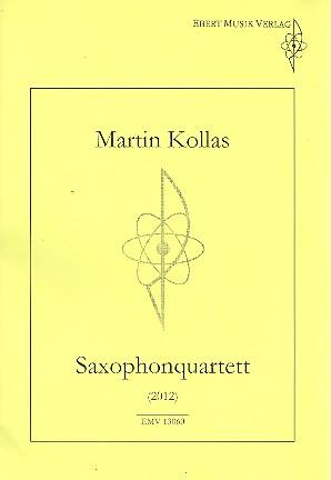 Saxophonquartett: für 4 Saxophone (SATBar)