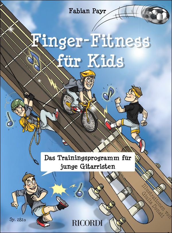 - Finger-Fitness für Kids :