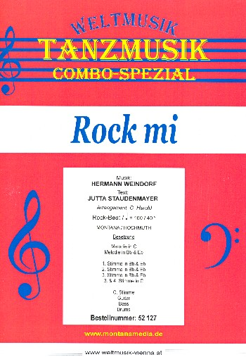 Rock mi: für Combo