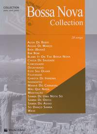 Bossa Nova Collection songbook piano/vocal/guitar