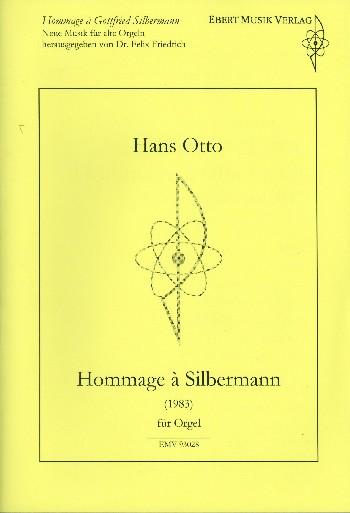 Hommage à Silbermann: für Orgel