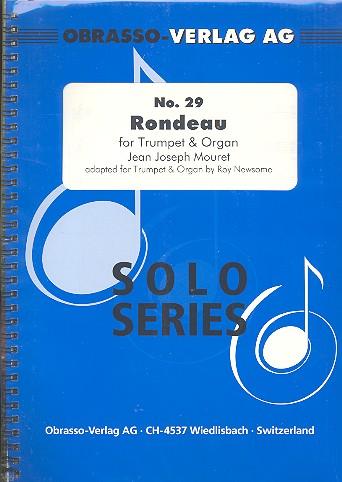 Rondeau: für Trompete und Orgel