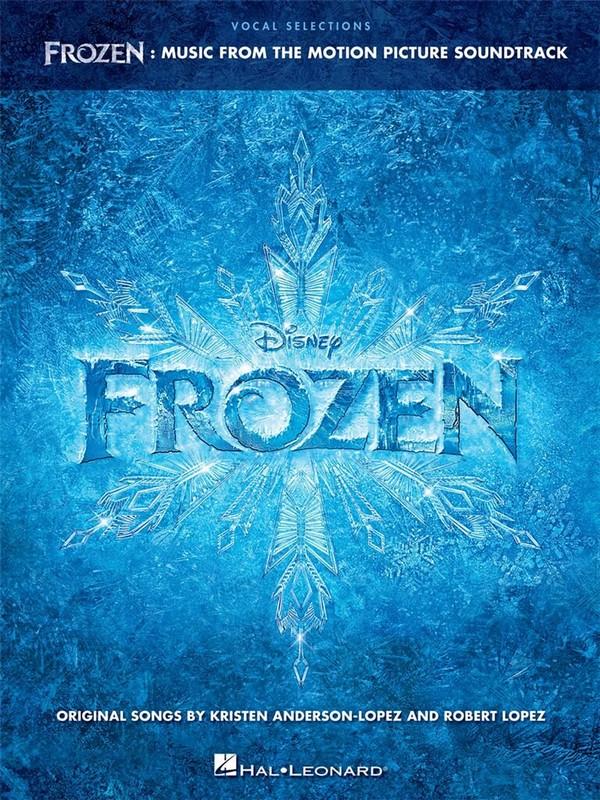 Anderson-Lopez, Kristen - Frozen (Die Eiskönigin - völlig unverfroren) : Vocal Selections