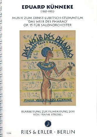 Das Weib des Pharao opus.15: für Salonorchester