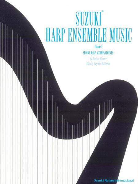 Suzuki Harp Ensemble vol.1 harp 2