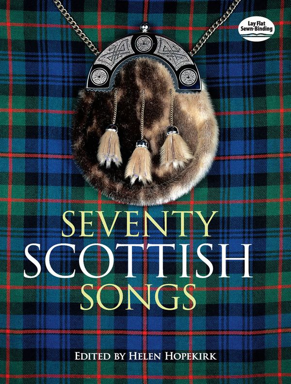 70 scottish Songs songbook piano/vocal/guitar