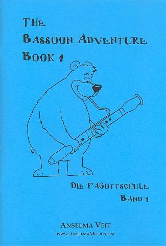 The Bassoon Adventure Book vol.1 (en/dt)