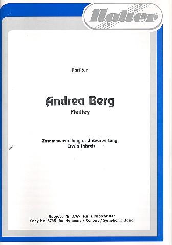 Andrea Berg-Medley: für Blasorchester