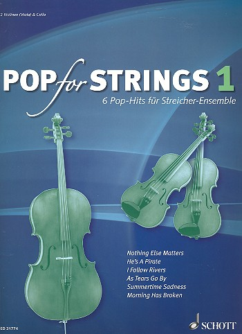 - Pop for Strings Band 1 :