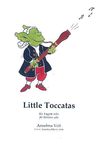 Little Toccatas: für Fagott solo