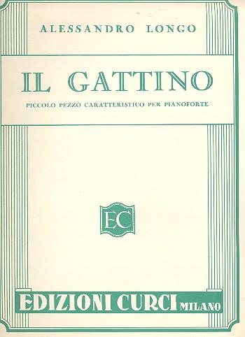 Longo, Alessandro - Il gattino :