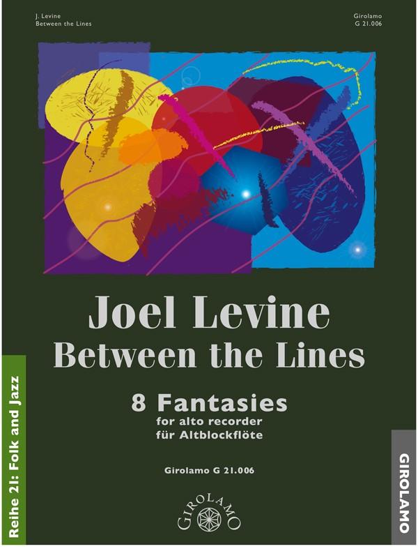 Levine, Joel - Between the Lines :