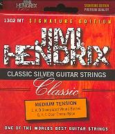 Gitarren-Saiten Jimi Hendrix Classic Silver medium Tension