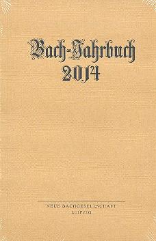 Bach-Jahrbuch 2014