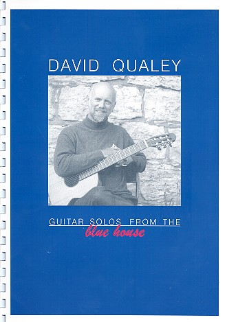 Guitar Solos from The blue House: for guitar/tab