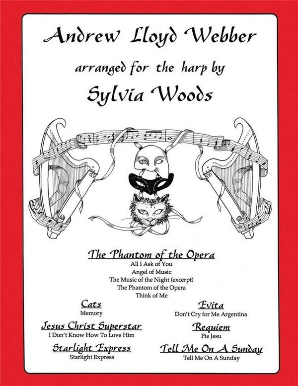 Lloyd Webber, Andrew - Andrew Lloyd Webber arranged for the harp