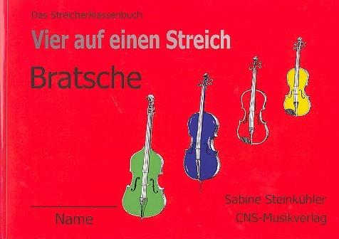 Steinkühler, Sabine - Vier auf einen Streich :