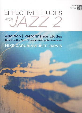 Effective Etudes for Jazz vol.2: for trumpet