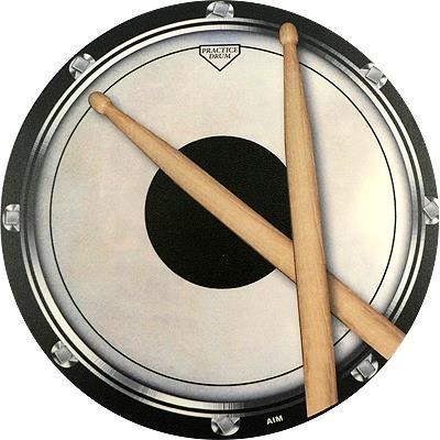 Mouse Mat Drums