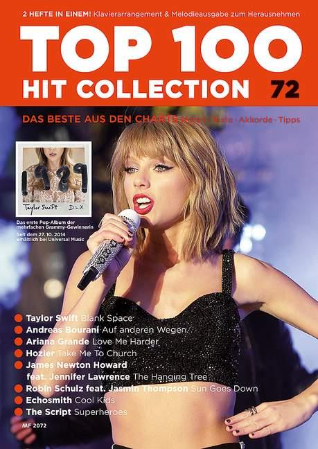 - Top 100 Hit Collection Band 72 :