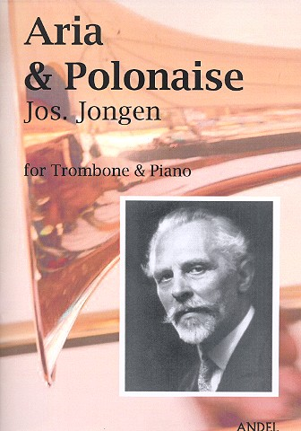 Aria et Polonaise opus.128: for trombone and piano