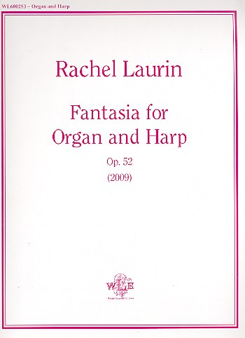 Fantasia: for organ and harp