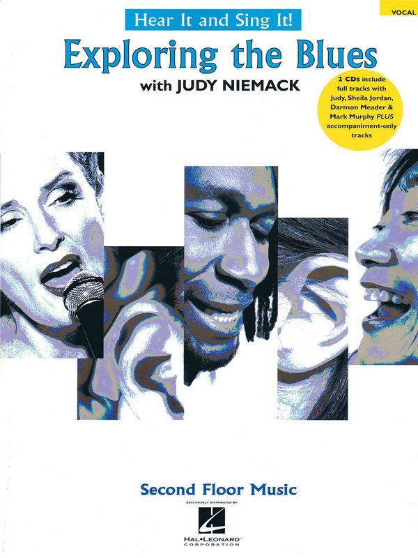 Hear it and sing it - Exploring the Blues (+2 CD\