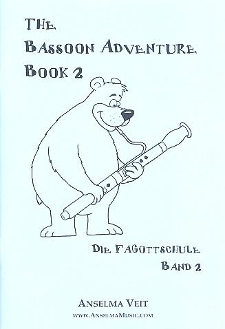 The Bassoon Adventure Book vol.2 (en/dt)