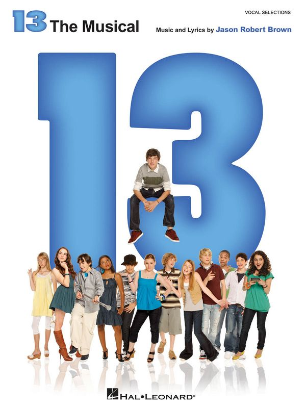 13 - The Musical: vocal selections