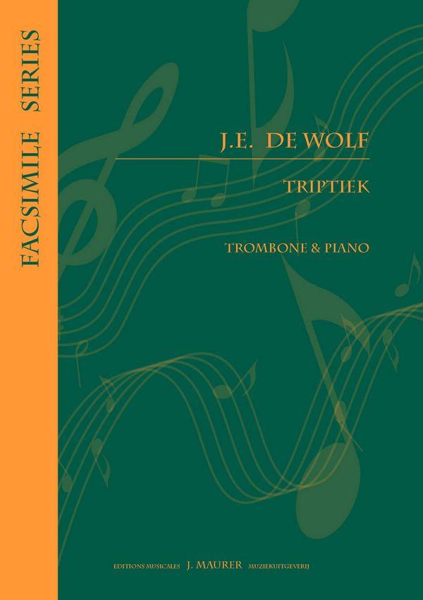 Triptiek: für Horn in F und Klavier