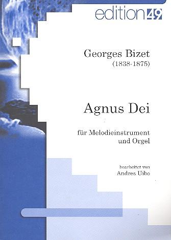 Agnus Dei: für Flöte und Orgel